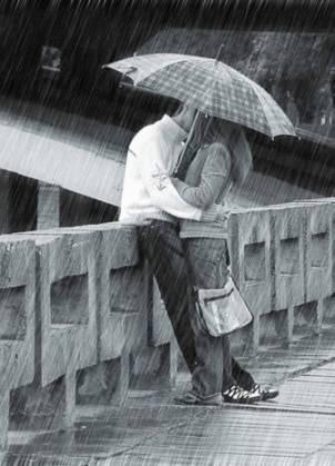 صورة صور تحت المطر , رمزيات روعة للمطر