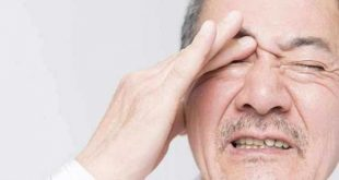 اعراض الجيوب الانفية على العيون , اثار التهاب الانف الحاد على العين