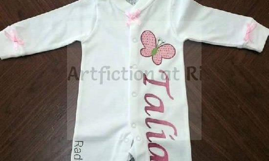 صورة ملابس رضيع حديث الولادة , ملابس الاطفال حديثي الولاده