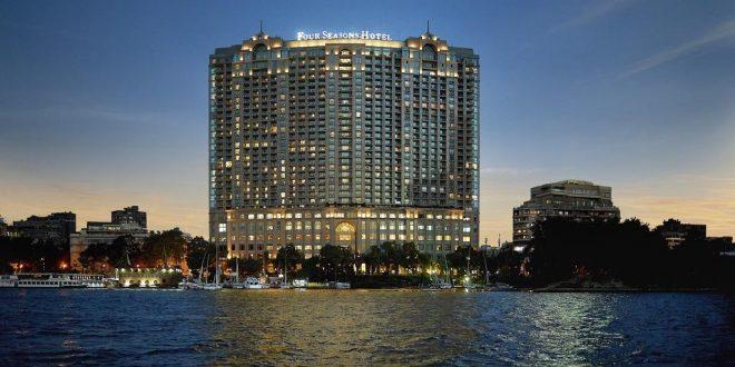 صورة افضل فنادق في القاهرة , فور سيزون افضل فنادق القاهره