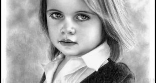 صور اطفال مرسومة , اطفال من الخيال