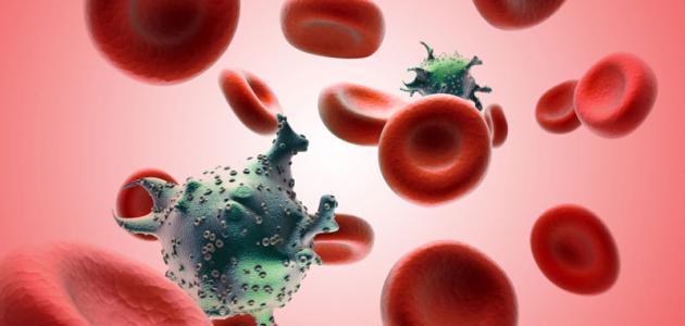 صورة كم يعيش فيروس الايدز خارج الجسم , اين يعيش مرض نقص المناعه المكتسبه