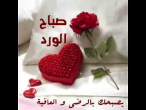 صورة صباح الخير حبيبى , احلى كلمات صباح للحبيب 2510 9
