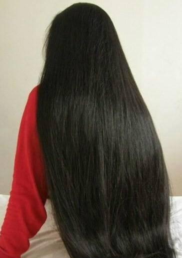 صورة سر طول شعر الاماراتيات , لو عايزة شعرك يبقى فى جمال شعرهم 3470 3