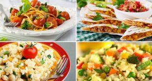 صورة وصفات عشاء سهلة , بنقدملك احلى والذ وصفة عشاء سهلة