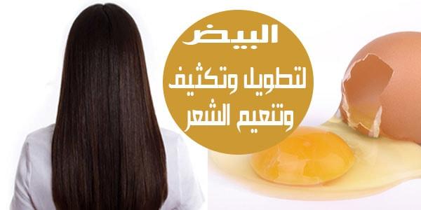 صورة افضل خلطات للشعر , خلطات جديدة لجمال شعرك