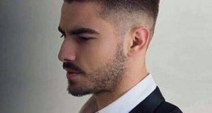 قصات شعر رجالي قصير , مع قصات حديثة وجذابة