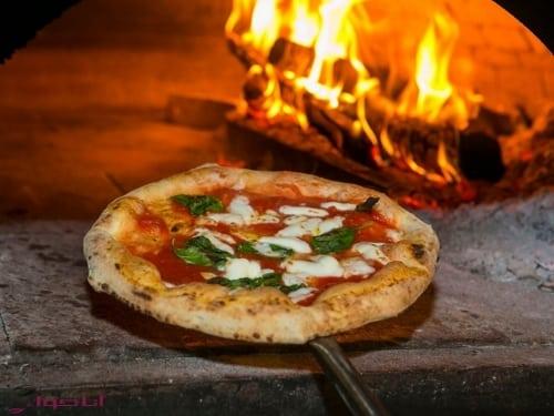 صورة طريقة عمل البيتزا الايطالية بالصور خطوة خطوة , بيتزا شهية جدا 439 6