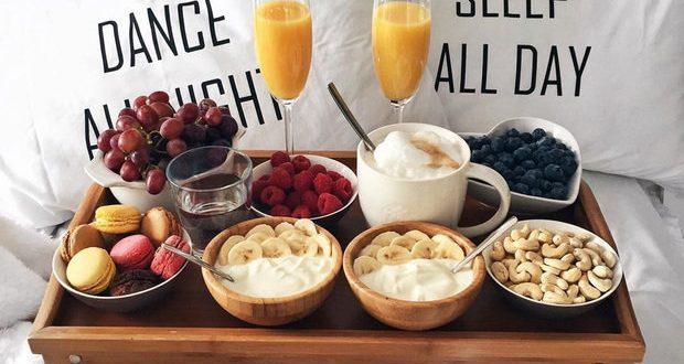 صورة فطور الصباح بالصور , صور وجبات صباحية