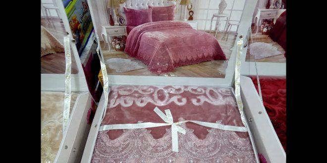 صورة احدث ملايات السرير المجد , جددى سريرك باجمل الملايات