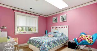 صورة احسن لون لغرفة النوم , غيرى لون غرفتك بلون واو