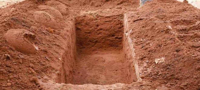 صورة تفسير رؤية القبر المفتوح في المنام , رؤيه القبر مفتوح المفزعه 1029 1