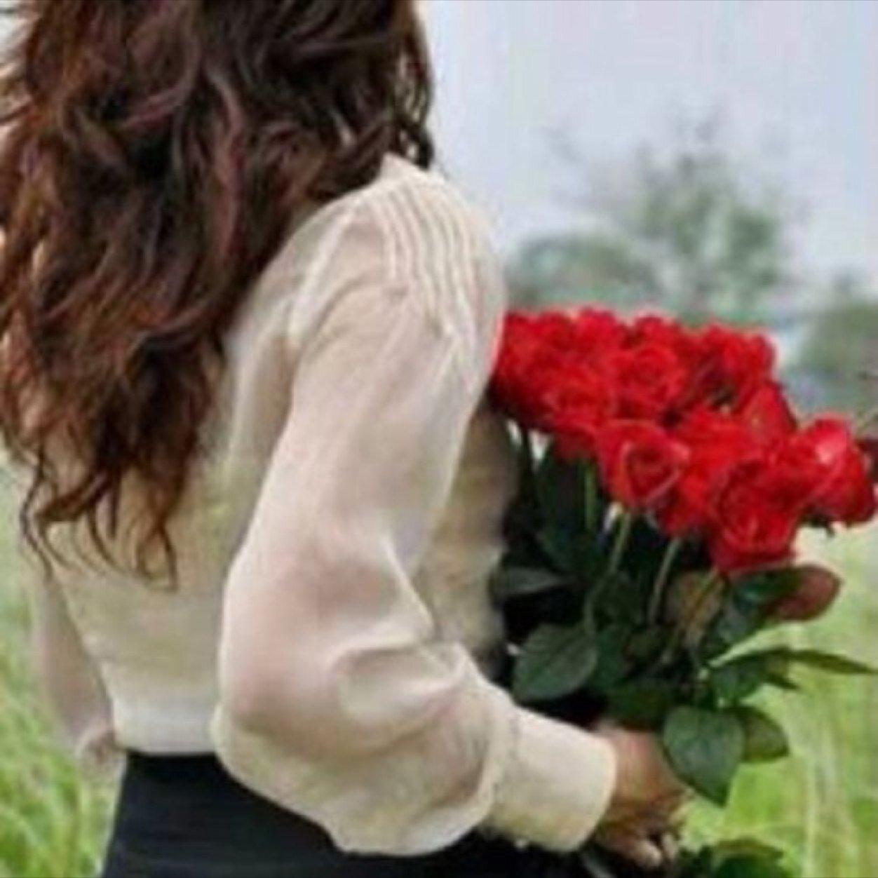 صورة اشعار عن الورد , كلمات شعر عن الورد واو