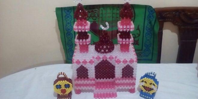 صورة عمل مسجد في البيت , حببي اولادك في الصلاه بهذه الطريقه