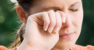 صورة علاج حرقان العين , لو عنيك فيها حرقان اعمل كدة