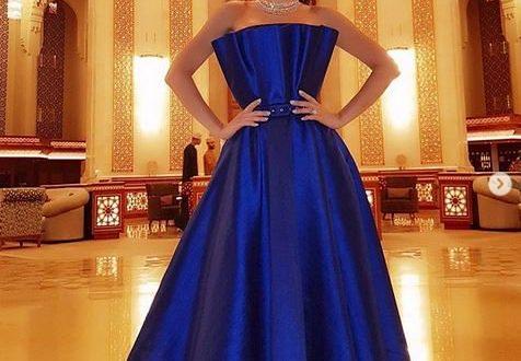 صورة ازياء ميريام فارس , احدث الفساتين ميرام فارس