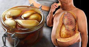صور فوائد الثوم على الريق للتخسيس , يساعد الثوم على انقاص الوزن