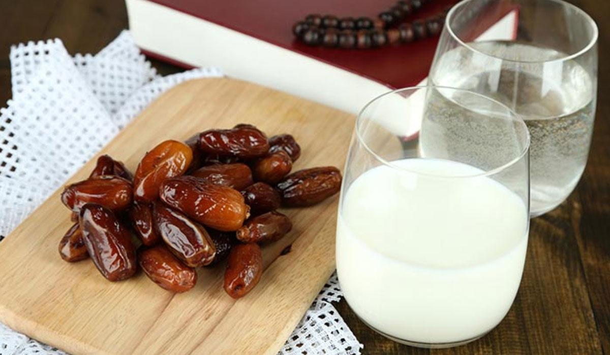 صورة فوائد دبس التمر مع الحليب , فوائد مدهشة لدبس التمر مع الحليب