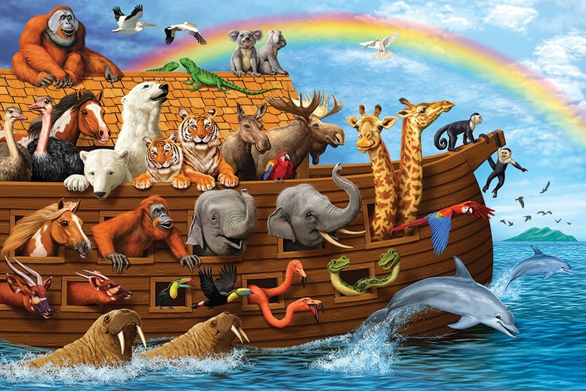صورة قصة قوم نوح مختصرة , استمع الي قصص الانبياء