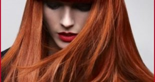 احدث صبغات الشعر للبشره السمراء , الوان الصبغه للفتاه السمراء