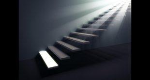 صورة صعود الدرج في الحلم , تفسير حلم السلم لابن سيرين