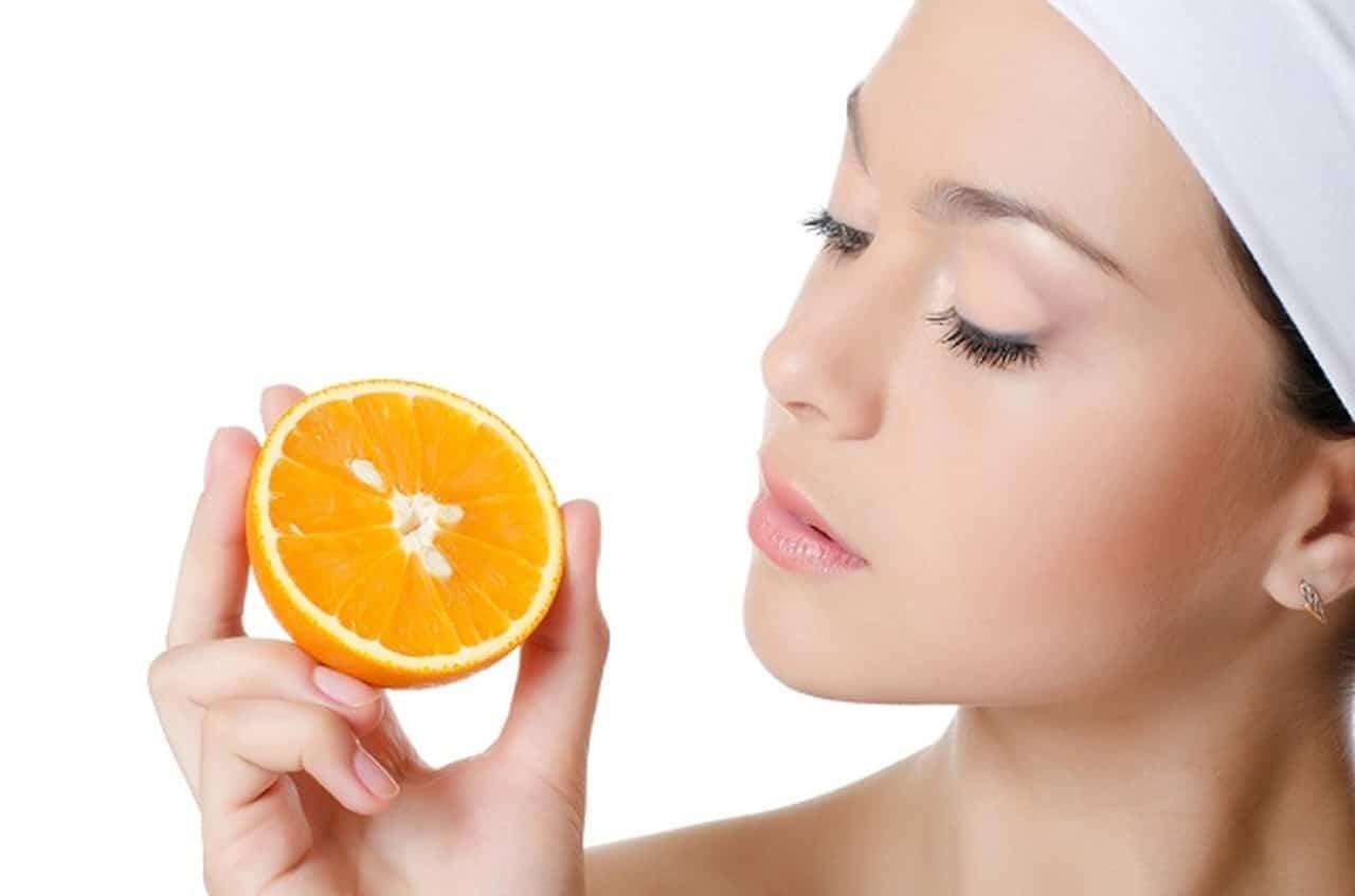 صورة فوائد البرتقال للوجه , 7 فوائد لماسك البرتقال
