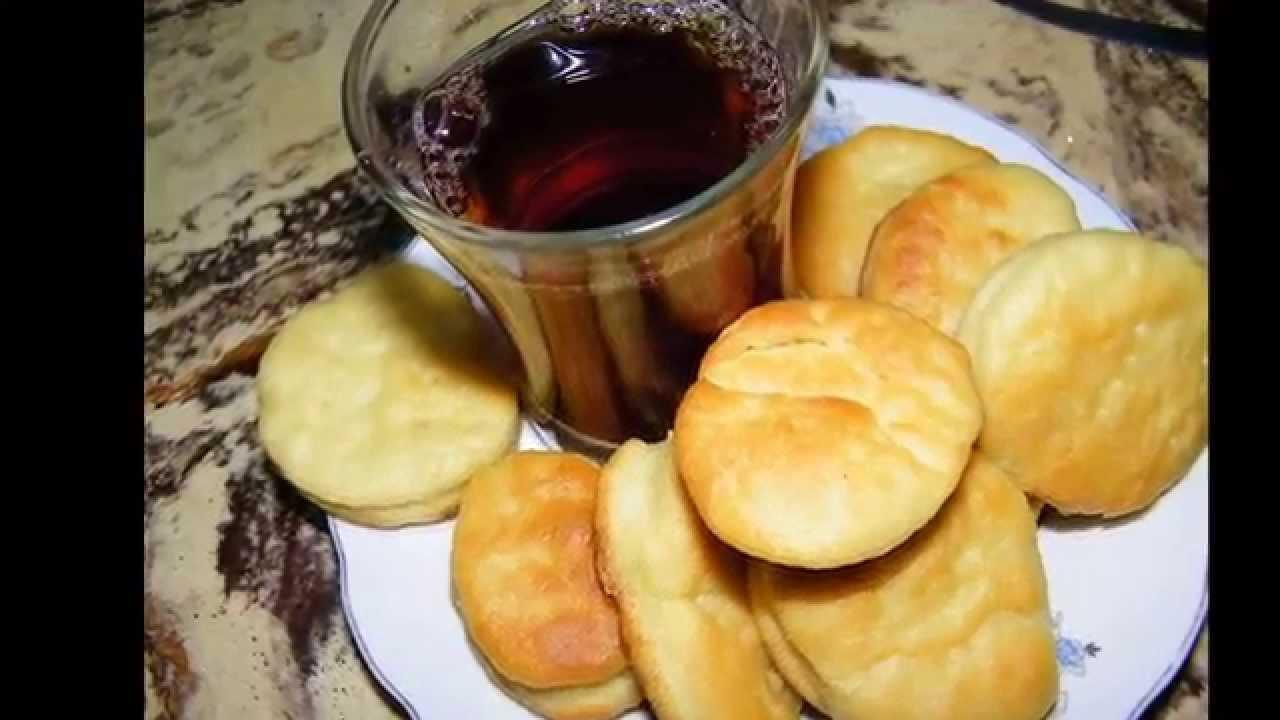 صورة طريقة عمل القرص باللبن القاطع , اسهل فطور في بيتك