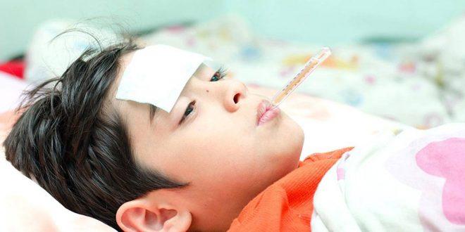 صورة علاج الحمى عند الاطفال بالخل , الخل وفوائده في تنزيل حراة الجسم
