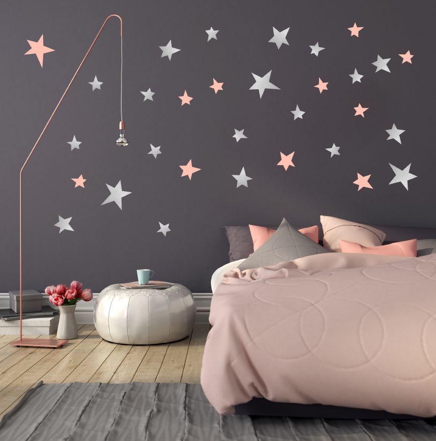 صورة طبيعه صامته ملونه , الرسم على الجدران لغرف النوم