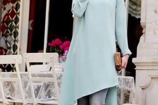 صورة ملابس محجبات بنات 2019 , البسي على الموضة ونسقي لبسك