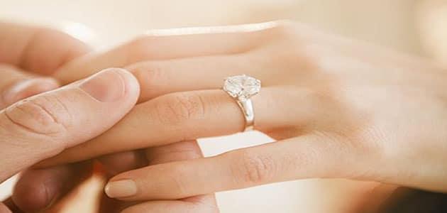 صورة بركة تصيبها في حياتها وراحت بال , تفسير خطوبة المتزوجة في المنام