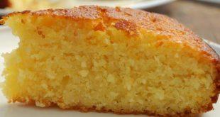 صورة وصفة سهلة وجديدة للكيكة البرتقال , طريقة كيكة البرتقال