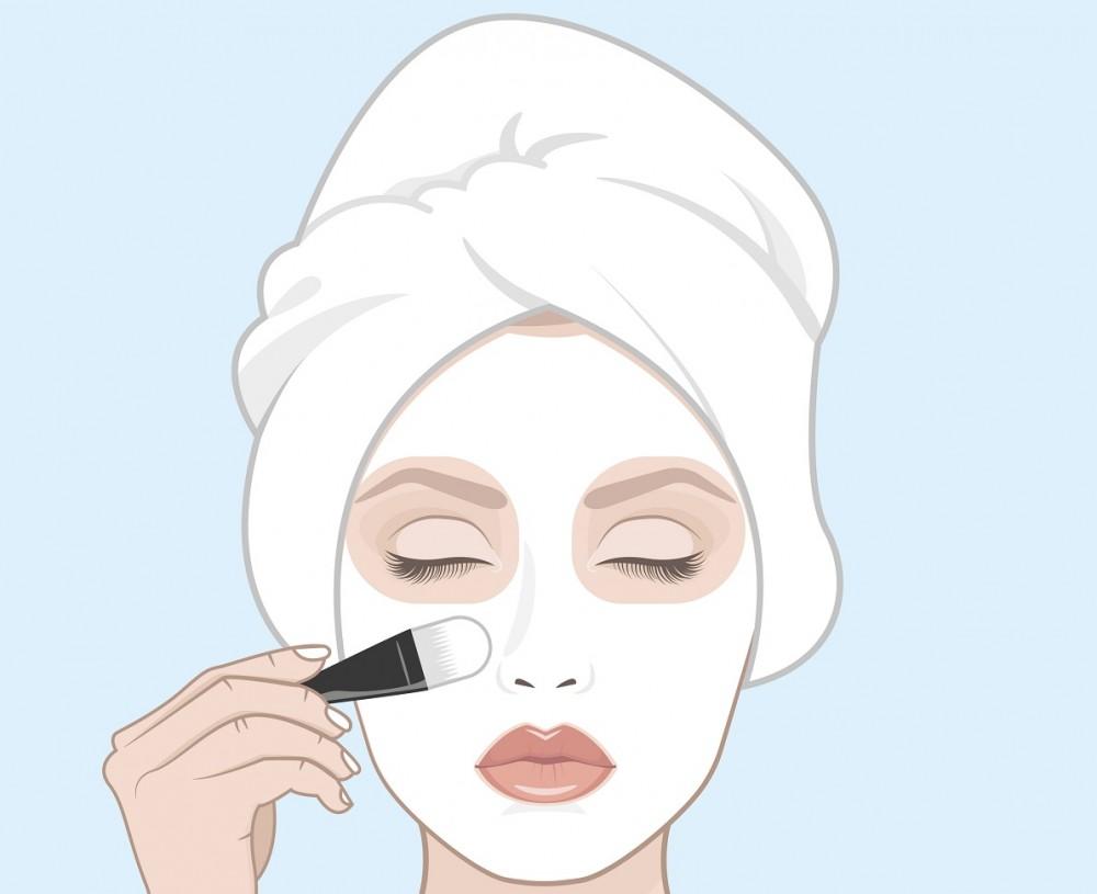 صورة مسكات هتخلي بشرتك لسه بيبي , كيف اتخلص من تجاعيد الوجه
