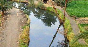 صورة تعرف علي مصب نهر النيل و جغرافيته , اين يصب نهر النيل