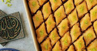 تعرفي علي طريقة اشهي حلويات البقلاوة السورية , حلويات مكوناتها بسيطة