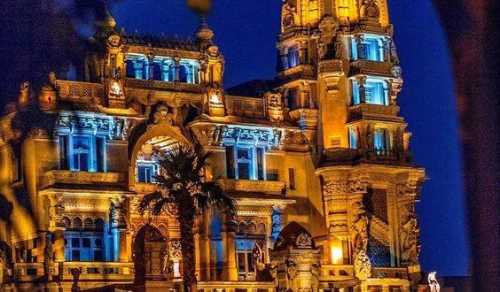صورة تعرف علي قصر البارون , الصور قصر البارون من الداخل