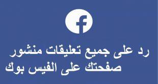 صورة كلام ومنشورات وتعليقات فيس بوكية , تعليقات على منشورات الفيس