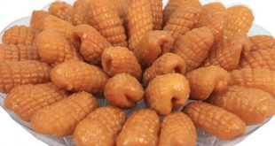 صوابع زينب , حلويات سهلة وسريعة بالزيت