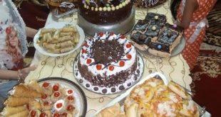 حلو وحادق , حلويات و طبخ