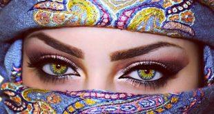 اجمل عيون النساء