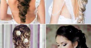صور تسريحات العرائس